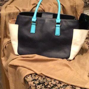 Gorgeous multi tone Talbots bag